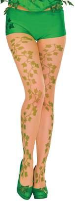 Rubie's Costume Co Costume Women's DC Comics Poison Ivy Tights