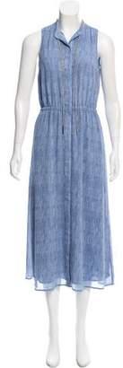 MICHAEL Michael Kors Sleeveless Midi Dress w/ Tags