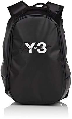 Y-3 Men's Coated Canvas Backpack