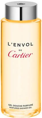 Cartier L'Envol de Shower Gel, 6.7 oz./ 200 mL