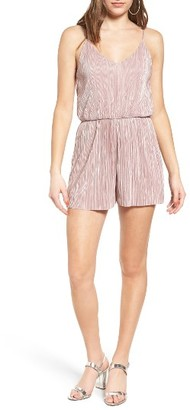 Women's Everly Bodre Romper $49 thestylecure.com