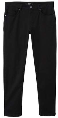 Mango man MANGO MAN Slim-fit 5 pocket cotton trousers