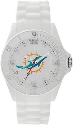Sparo Cloud Miami Dolphins Women's Watch