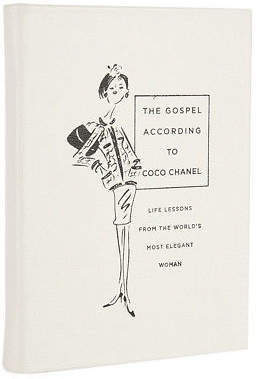 Graphic Image NEW The Gospel According to Coco Chanel