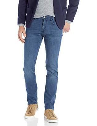 Armani Exchange A|X Men's Indigo Denim 5 Pocket Pant