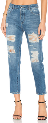 DL Goldie High Rise Tapered $198 thestylecure.com