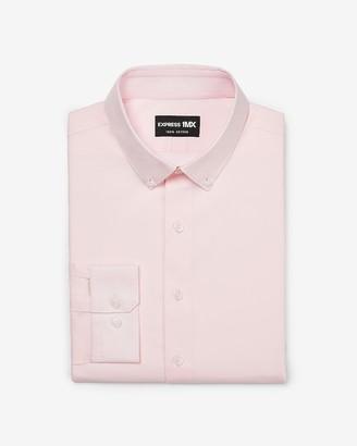 Express Classic Stretch Cotton 1Mx Dress Shirt