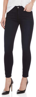 7 For All Mankind Ankle High-Waisted Skinny Jeans