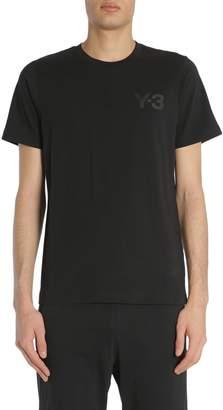 Y-3 Round Collar T-shirt