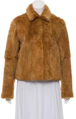 Theory Fur Jacket