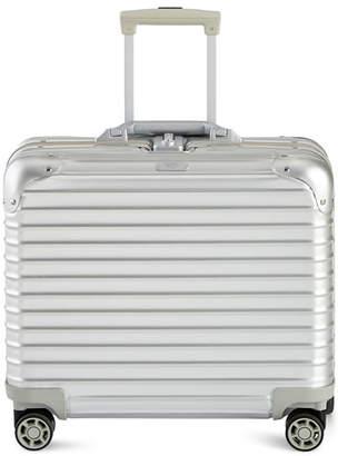 Rimowa Topas Silver Business Multiwheel Luggage