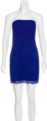 Diane von Furstenberg Walker Lace Dress