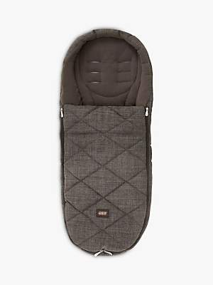 Mamas and Papas Cold Weather Footmuff, Chestnut