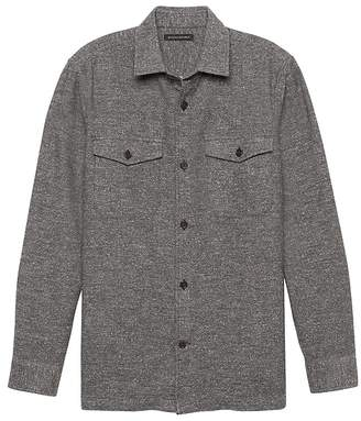 Banana Republic BR x Kevin Love | Japanese Cotton Blend Shirt Jacket