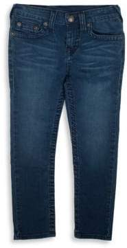 Toddler's, Little Boy's & Boy's Geno Single End French Terry Jeans