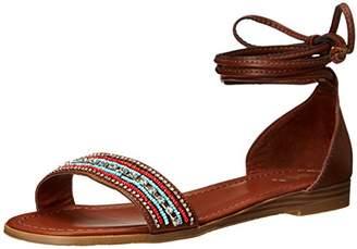 Mia Women's CharitaB Flat Sandal