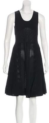 Prabal Gurung Knit A-Line Dress