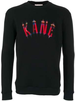Christopher Kane Royal Stewart tartan Kane sweatshirt