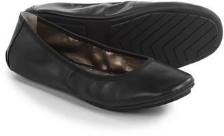 Me Too Icon Ballet Flats - Leather (For Women) $34 thestylecure.com