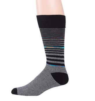 Jf J.Ferrar 1 Pair Crew Socks-Mens