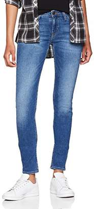 Lee Women's Scarlett' Skinny Jeans, (Blue Drop Em)
