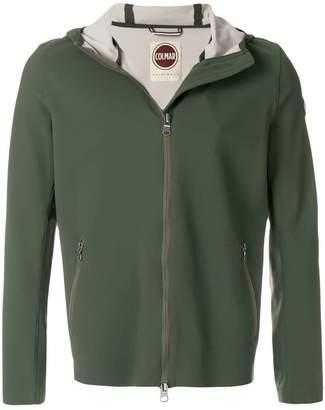 Colmar hooded zip-up jacket