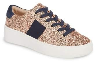 Steve Madden Belle-G Glitter Platform Sneaker (Women)