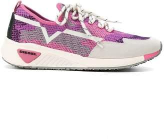 Diesel lace-up sneakers