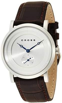 Cross [クロス 腕時計 アロンゾ シルバー文字盤 スモールセコンド CR8027-02 メンズ 【正規輸入品】