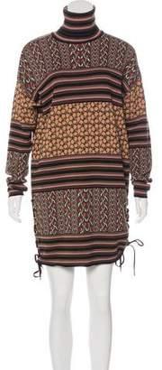Rachel Zoe Wool-Blend Knit Mini Dress w/ Tags