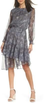NSR London Watercolor Yoryu Dress