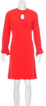 Derek Lam Knee-Length Sheath Dress