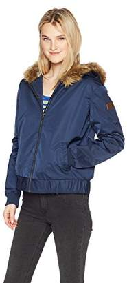 Roxy Women's Oh Reely Bomber Jacket