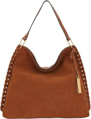 5327eb402b Vince Camuto Leather Hobo - ShopStyle