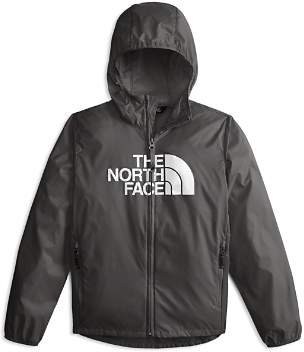 The North Face Boys' Flurry Logo Windbreaker Jacket - Little Kid, Big Kid