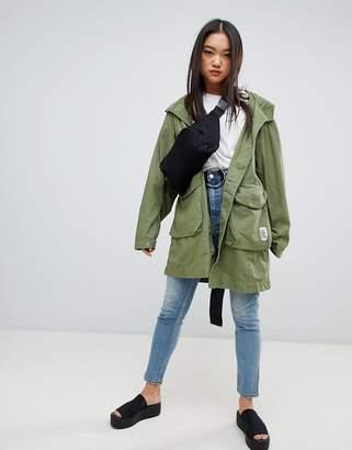 Cheap Monday Worka lightweight festival parka jacket