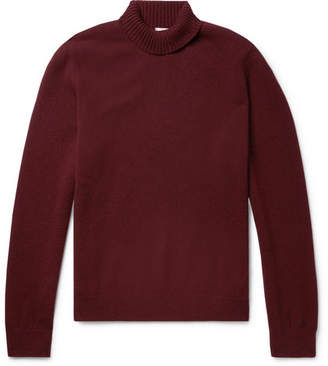 Paul Smith Wool Rollneck Sweater