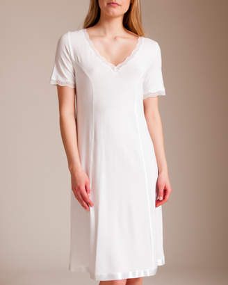 Paladini Jersey Galloncino Mabel Mid-Length Gown