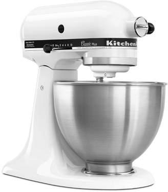 KitchenAid Classic Plus 4.5 Qt. Tilt-Head Stand Mixer