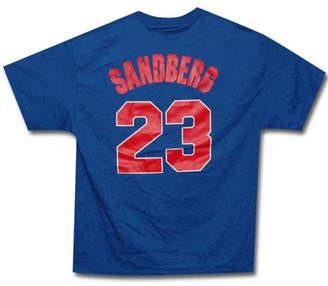 Majestic Men Chicago Cubs Cooperstown Player Ryne Sandberg T-Shirt