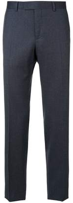 Ermenegildo Zegna slim fit tailored trousers