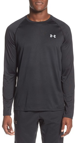 Men's Under Armour Long Sleeve Raglan T-Shirt