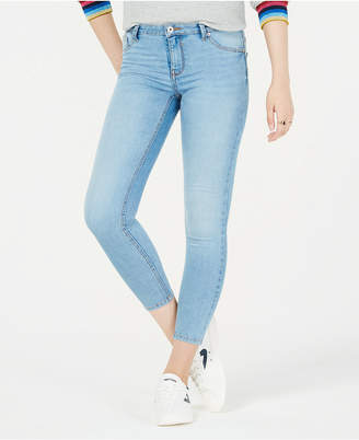 Celebrity Pink Juniors' Curvy-Fit Skinny Jeans