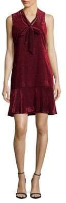 Karl Lagerfeld Paris Novelty Woven Dress