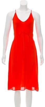 Araks Sleeveless Midi Dress w/ Tags