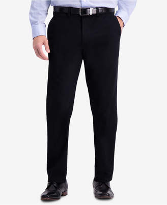 Kenneth Cole Reaction Men Luxury Comfort Slim-Fit Dress Pants