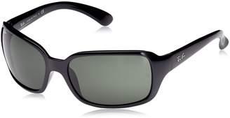 Ray-Ban womens 0rb4068 601 60 Sunglasses