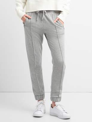Gap French terry zip pocket joggers