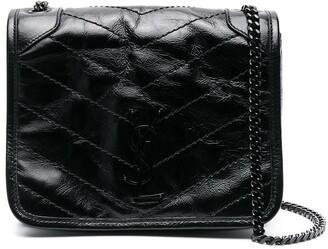 Saint Laurent chain wallet crossbody bag