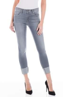 Fidelity Belvedere Crop Skinny Jeans